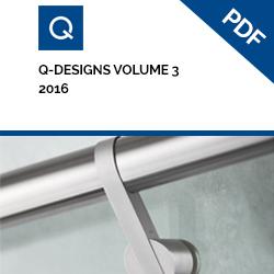 Q Railing Q Designs catalogus volume 3 2016