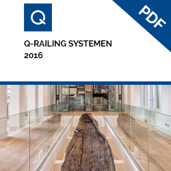 Q Railing Systemen catalogus 2016