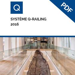 Q-railings systeme 2016 FR